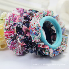 Mädchen Mode bunte Spitze elastische Handtuch Haarbänder (JE1563)