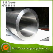 Tubo cuadrado de aleación de titanio sin costura y soldado con autógena de ASTM
