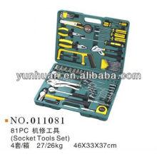 Werkzeuginstallationssatz Socket