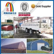 914-610 K arched roof forming machine