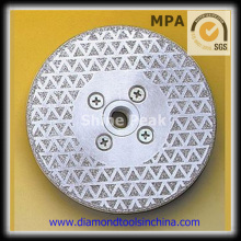 Diamond Electroplate Wheel for Ceramic Cut