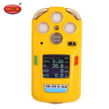Methane CO O2 H2S Combustible Gas Detector