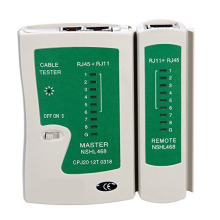RJ45 Rj12 R5 Cat5 CAT6 UTP Network LAN Cable Tester