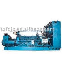diesel generator for Deuutz