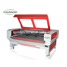 Christmas discount IGL-1610 CO2 laser engraving cutting machine for wood , acrylic, metal engraving and cutting