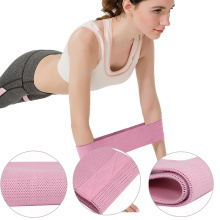Non-Slip Fabric Booty Bands for Squats & Lunges