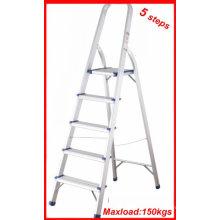 5 шагов Алюминиевая лестница