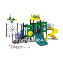 New style outdoor playground equipment for kids