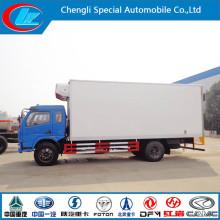 Dongfeng 4X2 Refrigerator Truck/ 4*2 Freezer Van Truck/ Meat Vegetable Food Frozen Refrigerated Truck