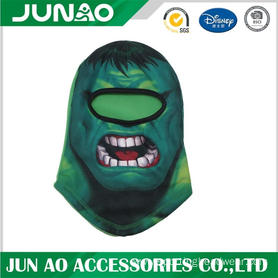 Balaclava Mask Hat With Customized Pattern