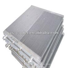 Kompressor-Wärmetauscher