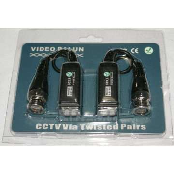 HD berkualiti tinggi CCTV video balun