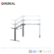 Factory design Lift electric adjustable office desk with Lowest price
