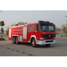 Sinotruk Fire Truck Fire Fighting Truck