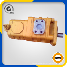 Double Gear Oil Pump Cbhy-G36/F3.5-at Hydraulic Pump