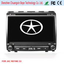 Car DVD MP4 Player pour JAC Affiner S3