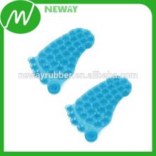 Adhärent und abnehmbarer Silikonkautschuk Saugnapf Fuß