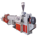 PVC plastic pipe extrusion machine line