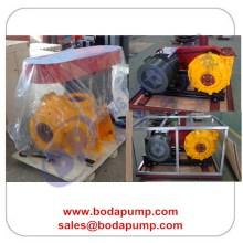 Bomba de lechada de trasferencia de la bomba de lechada de trasvase líquido de minería