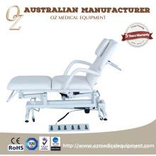 Australische Hersteller Krankenhaus Orthopädische Tabelle ISO 13485 Elektrische Behandlung Couch Professionelle Chiropraktik Bett