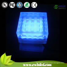 DIY Size/Customized LED Bricks for Dance and Music