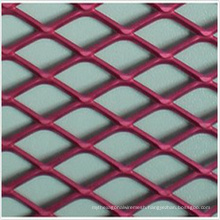 Hexagonal Hole Pattern Perforated Expanded Metal Mesh