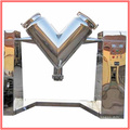 V Shape Mixer for Two Powder Material