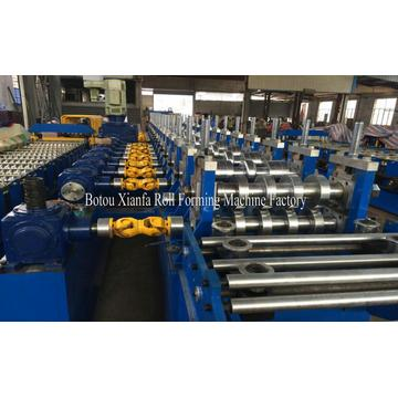 Aluminium Galvanized Highway Guard Roll Forming Machine