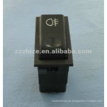Interruptor de lámpara de niebla de bus para piezas de repuesto Higer / Bus