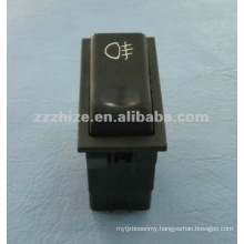 Bus Fog Lamp Switch for Higer / Bus Spare Parts