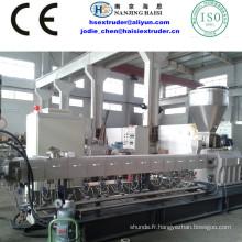 Machine de granulateur matière semelle TPR EVA