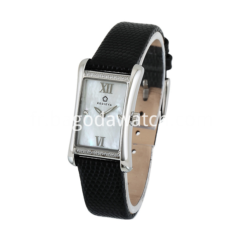 Stainless Steel Watch Ladies