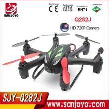 Où acheter quadcopter? Magasins de loisirs SJY RC. Q282J 2.4G 4CH 6Axis avec 720p HD Caméra RC quadri-copieur avec caméra
