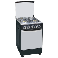 4 Burners Gas Stove and Oven