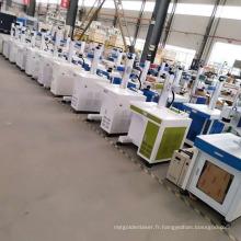 Marquage laser de production en masse
