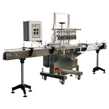 Filling Machine and Labeling Factory Supplier Automatic Juice Water Filling Machine 3 In1