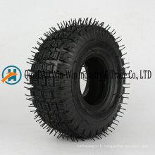 3.00-4 pneu de roue en caoutchouc pour ATV