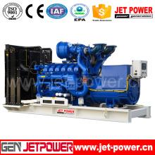 Fábrica superior de 68kw 85kVA posta pelo gerador diesel do dossel do motor de Doosan