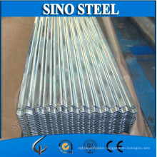 JIS G3302 Galvanized Corrugated Sheet Roofing for Building Materials