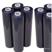 China Supplier Black Film Strech Stretch Film