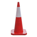 100cm rubber traffic road cones