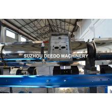 Maquinaria de granulación de dos etapas de los extrusores