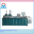 popular in 2014 automatic control system nylon,bristle,pp,abrasive brushes making machine