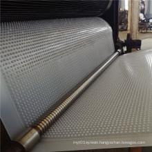 Plastic drainage board/Compound dimple waterproof HDPE drain board