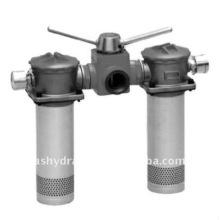 SRFA duplex tank mounted return filter