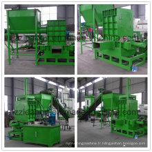 Machine de pressage en fer à repasser en bois hydraulique 2015