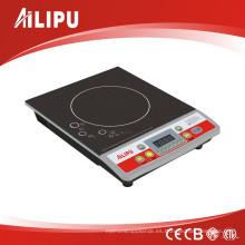 Estufa de inducción de un solo quemador con botón pulsador modelo Sm-A47