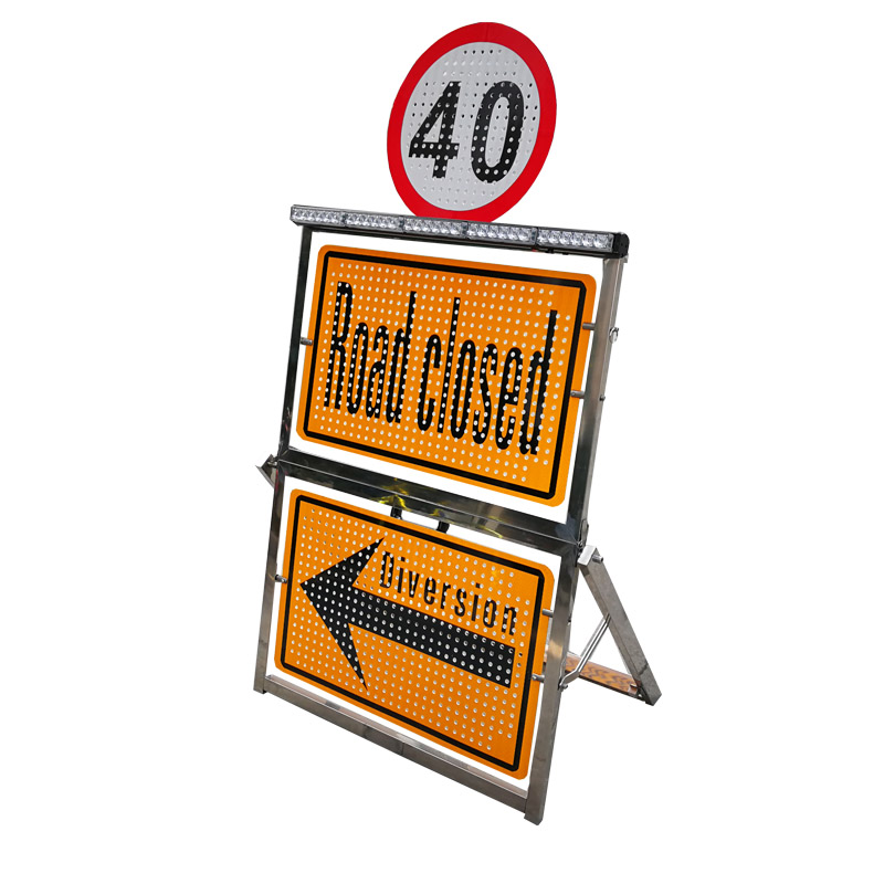 aluminium traffic signs board