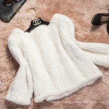 Attractive mink fur coat for sale