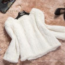 Attractive mink fur coat for sale
